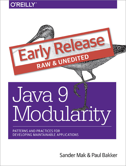 Java 9 Modularity Early Access Release