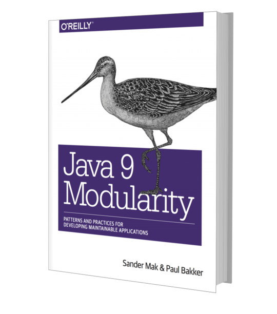Java 9 Modularity Cover